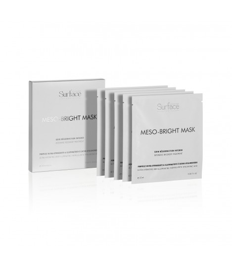 Meso-Bright Mask - Pack de 5 masques